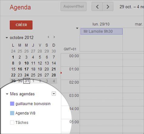 Calendrier Gmail Windows 8 Ajouter Plusieurs Agendas Gmail Dans Le