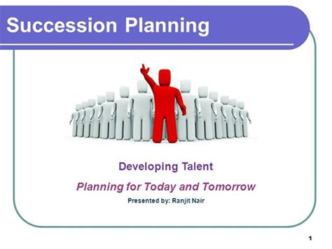 Leadership Ranjit Nair Succession Planning Authorstream Succession Planning Powerpoint