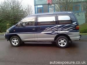 Mitsubishi Delica 4wd Mitsubishi Delica Chamonix 28tdi 4wd Motoburg