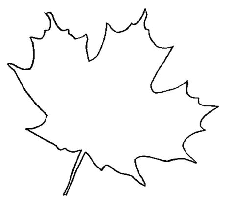 maple leaf pattern printable clipart best maple leaf stencil clipart best