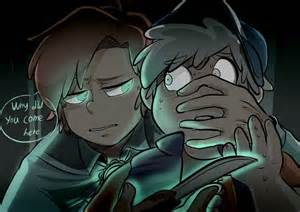 Reversed falls a gravity falls fanfiction chapter 6 the fight
