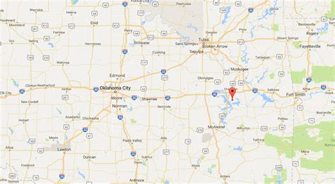 Oklahoma City County Property Records 0 24 Acre Vl Tulip Drive Eufaula Oklahoma