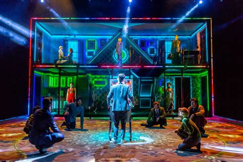 theater review  whos tommy   stage theatre