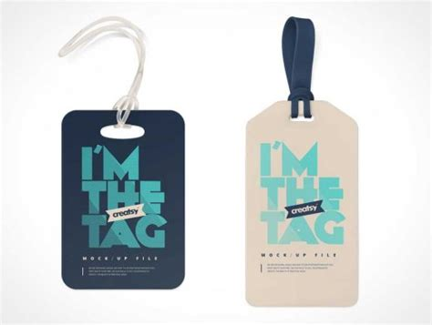 Psd Code Lookup By Address 4 Free Luggage Address Tag Labels Psd Mockup Psd Mockups