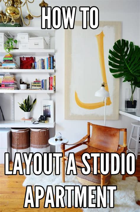 how to organize my apartment 85 best images about small studio decorating on pinterest