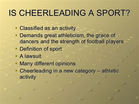 the athlete greatness grace and the unprecedented of ward books cheerleading is it a sport