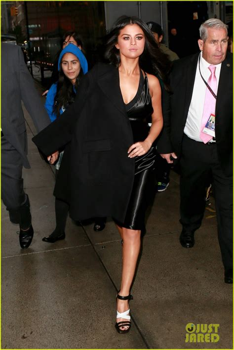 Sweater The Weeknd Fair selena gomez the weeknd ellie goulding step out before vs fashion show photo 3505075