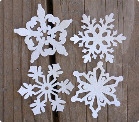 How To Make Snowflake Decorations Out Of Paper - search results for snowflake cutout calendar 2015