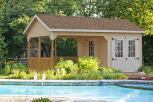 Pool House Cabana Pool Houses And Cabanas From Pa