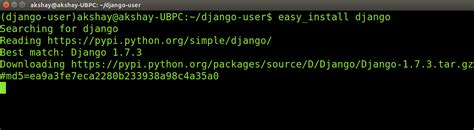 django tutorial for beginners ubuntu how to install django on ubuntu 14 04