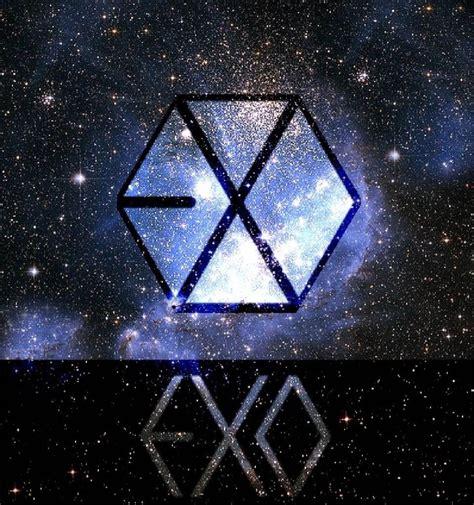 exo wallpaper galaxy 求exo透明背景logo和透明图标 百度知道