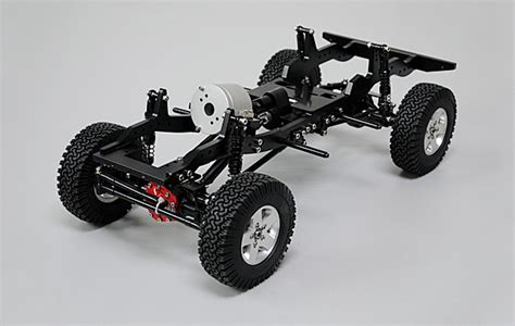 gelander machine setting up a chassis for d90 land rover