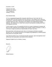 template for resignation letter resignation letter sle and template