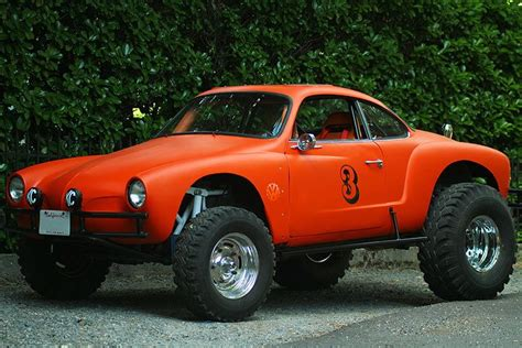 volkswagen carmengia is this the wildest volkswagen karmann ghia in the world