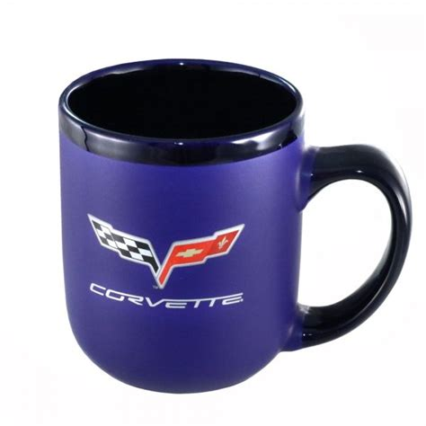 corvette coffee mug corvette c6 modelo coffee mug