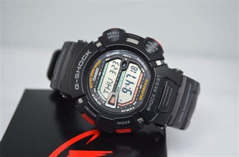 Casio G 9000 1vdr casio g shock g 9000 1vdr mudman regular black r 350