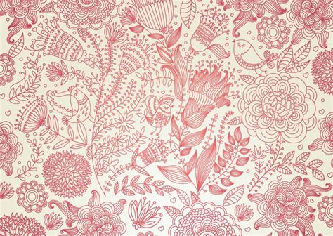 floral pattern background hd antique wallpapers 392 vintage floral design vector