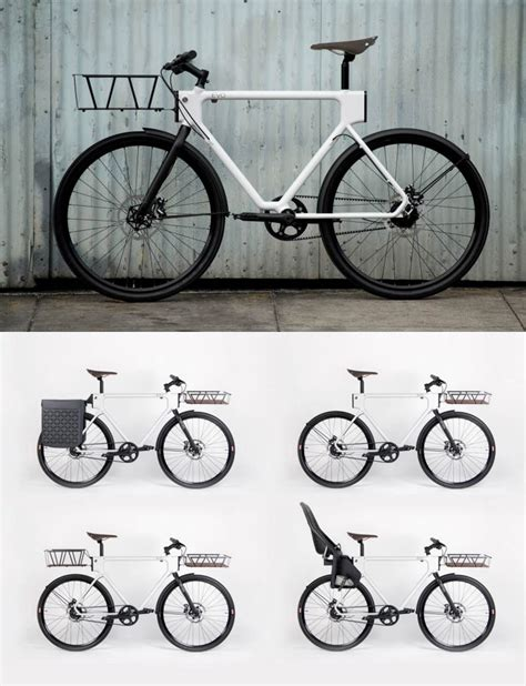 Pch Urban - merge evo and solid bikes from the 2015 core77 design awards bicycle design