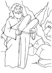 ten commandments coloring pages the ten commandments coloring pages