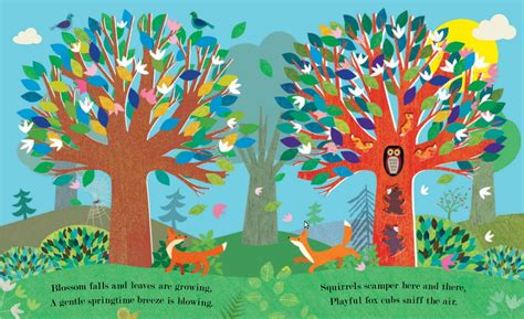 libro tree seasons come seasons tree a book about seasonal changes playing by the book