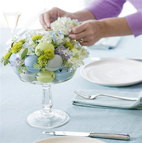 Decorating Ideas For Easter Table Best Easter Decoration Ideas My Desired Home
