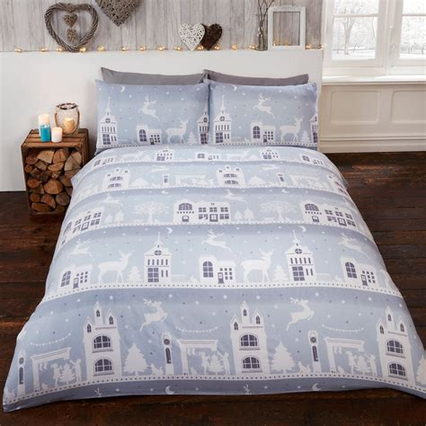 king size christmas bedding christmas festive duvet cover sets bedding adults single