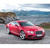 2016 Bentley Continental GT First Review Norwegian Good  Kelley Blue