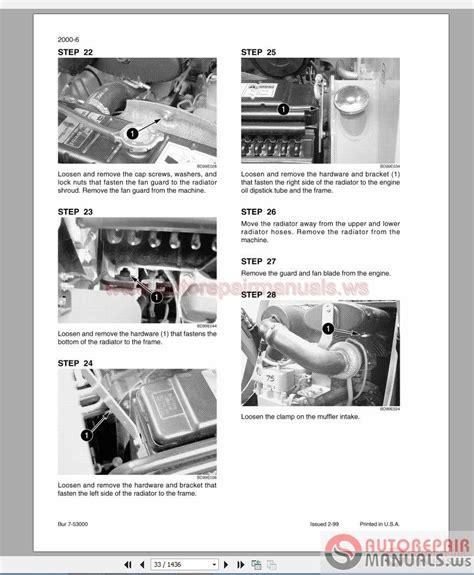 skid steer service manual parts manual free auto repair manuals skid steer service manual parts manual free auto repair manuals
