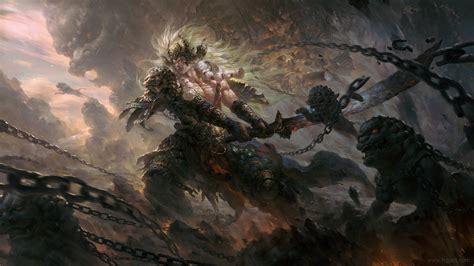 imagenes epicas de skyrim leo by hgjart on deviantart
