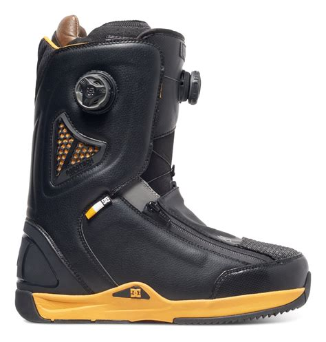 snowboarding boots mens s travis rice snowboard boots adyo100021 dc shoes