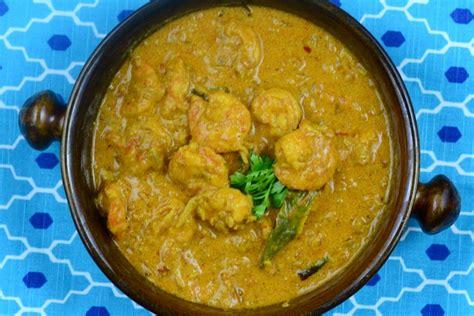 Gauan Style | image of goan style prawn curry my india