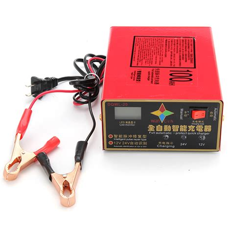 Smart Fast Car Battery Charger Charger Aki 24v Merk Suoer 12v 10a 140w smart fast battery charger for car motorcycle led display copper sale