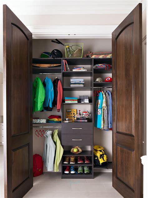 Closet Classic by Closet Organizers Closet Systems