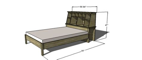 storage headboard plans free woodworking plans to build a pb teen inspired stuff