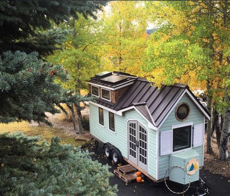 houses on wheels a beautiful tiny house on wheels in dallas built by its
