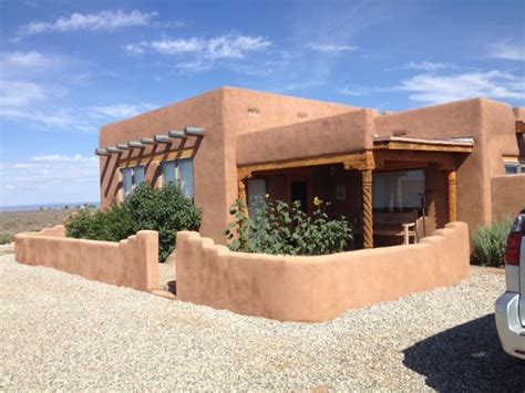 adobe style home finished adobe house taos adobe house house and home