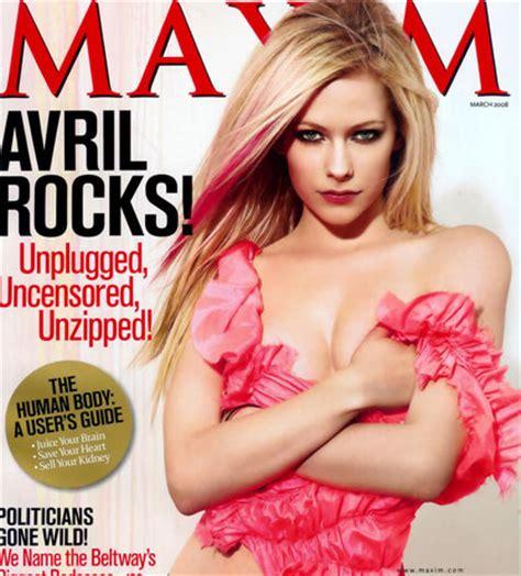 fotos revista maxim bailarinas de pasion fotos de avril lavigne en la revista maxim muy sexy tv y
