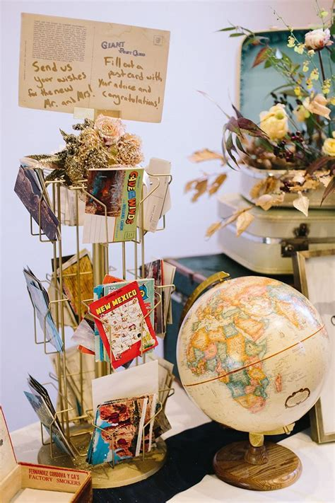 Best 25  Vintage Travel Wedding ideas on Pinterest