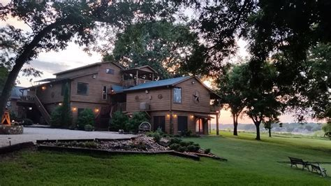 Cabins On Lake Conroe by Lake Conroe Home Indoor Pool Boat Launch Vrbo