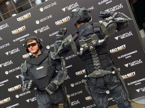 Call of Duty: Advanced Warfare Multiplayer Focuses on