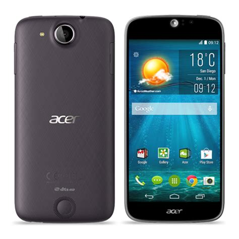Hp Acer Octa Acer Liquid Jade S S56 Smartphone Octa Dengan Kamera 13 Mp Klikponsel