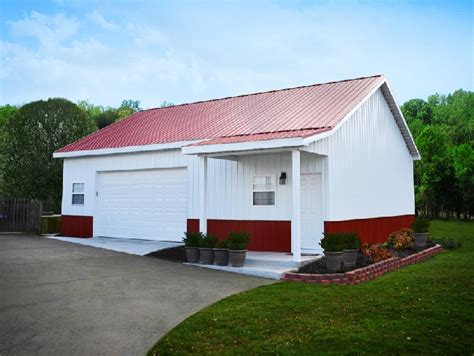 nice pole barn garages garage designs smalltowndjs cool house plans apartment with