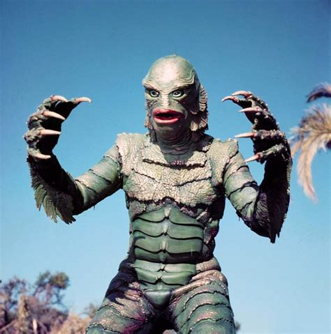 biography of movie creature 3d picture of creature from the black lagoon