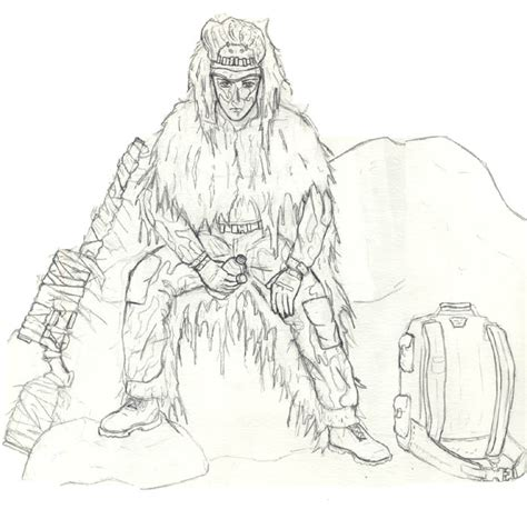army sniper coloring pages how to draw a sniper colouring pages