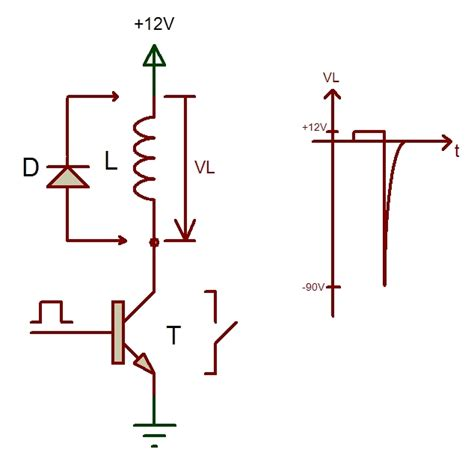 diode de roue libre 1n4007 comment choisir une diode de roue libre