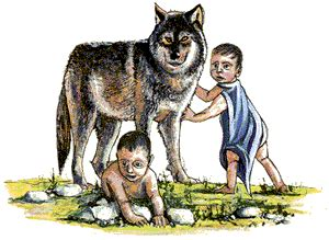 ancient rome romulus and remus the natural world harry potter names remus lupin