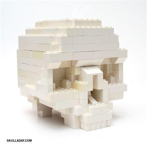 Lego Skull 01 june 2011