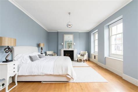 Light Blue Walls In Bedroom Matching Interior Design Colors Floor Finish Ceiling And Wall Paint Colors