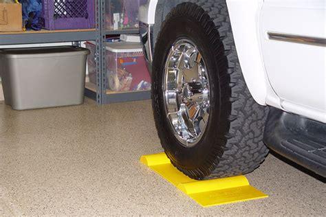 Park Smart Parking Mat, Park Smart Parking Bumpers, Park