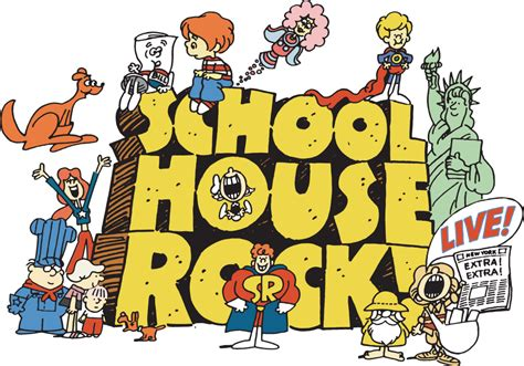 school house rocks saturday morning cartoons demeter clarc